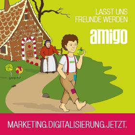 amigo Werbeagentur Chemnitz - Ihr Partner für Digitalisierung und Marketing